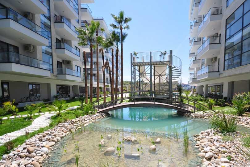 Kvartiry V Kestele Aqua Life Residence